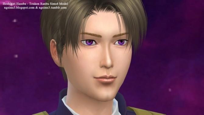 Heshikiri Hasebe at NG Sims3 image 1822 670x377 Sims 4 Updates
