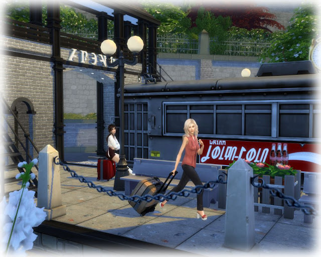 Central station at Nagvalmi image  Sims 4 Updates