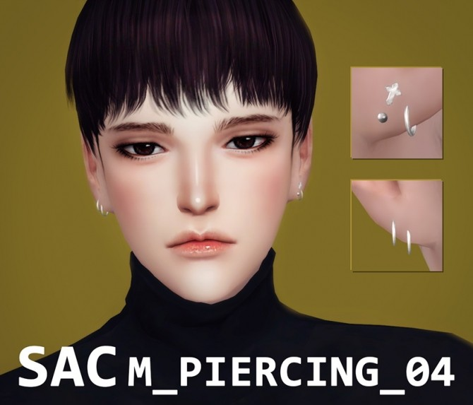 Piercing 04 at SAC image 187 670x573 Sims 4 Updates