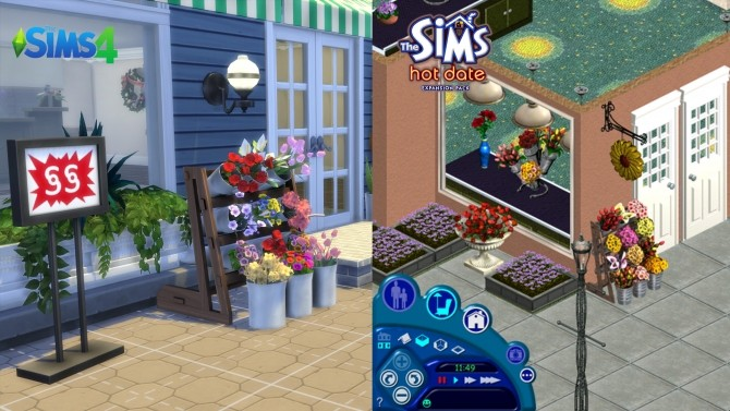 Flower Display Conversion/Remesh by AlexCroft at Mod The Sims image 1885 670x377 Sims 4 Updates