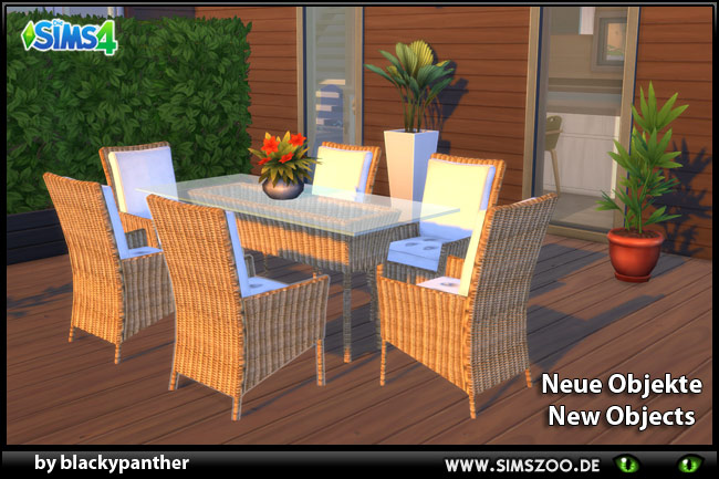 Sims 4 Wicked Dining set by blackypanther at Blacky's Sims Zoo