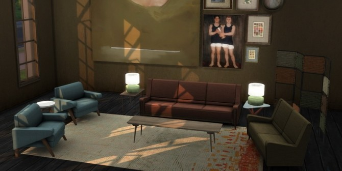 Where The Heart Is set at Baufive – b5Studio image 2003 670x336 Sims 4 Updates