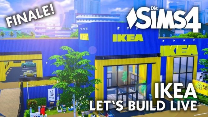 IKEA Lets Build series: lot and CC at Akisima image 2006 670x377 Sims 4 Updates