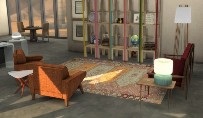 Where The Heart Is set at Baufive – b5Studio image 20111 670x389 Sims 4 Updates