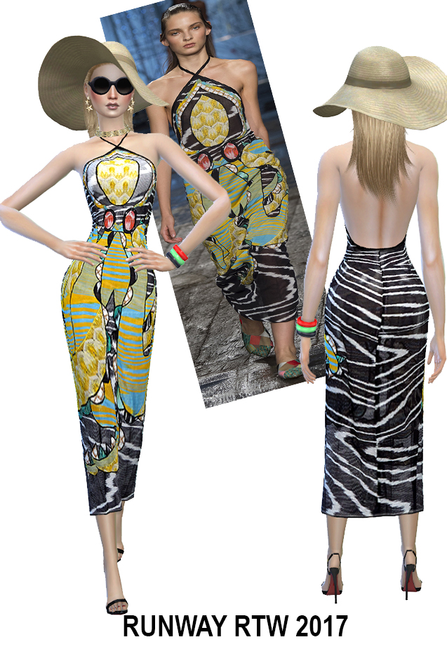 March collections: 3 designer sets at Rhowc image 2029 Sims 4 Updates