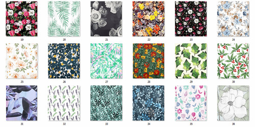 Botanic Curtain and Pillows at Viikiita Stuff image 21013 Sims 4 Updates