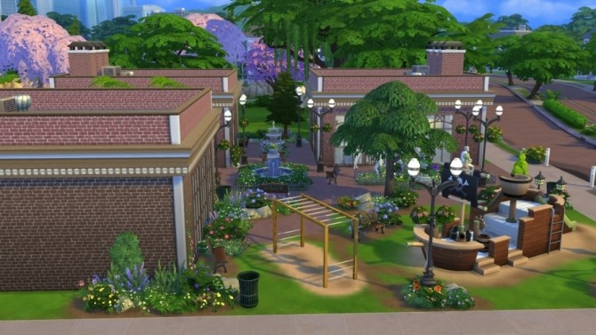 Sims 4 Tout pour mamie store by SundaySims at Sims Artists