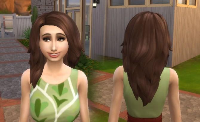 Sims 4 Autumn Hair at My Stuff