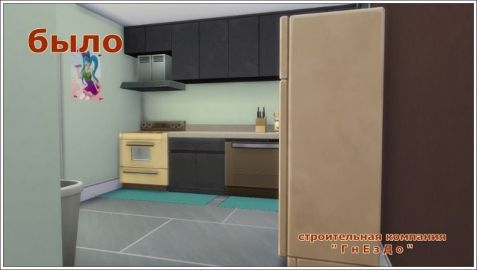 Remaking Kitchen Chic 21 1312 at Sims by Mulena image 2282 670x380 Sims 4 Updates