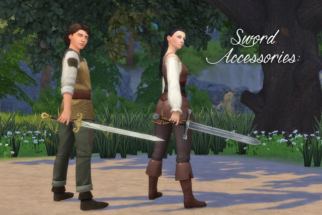Practice Sword Fighting Mod at Historical Sims Life image 2293 Sims 4 Updates