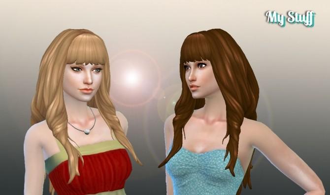 Emma Hair at Annett's Sims 4 Welt image 230 670x395 Sims 4 Updates