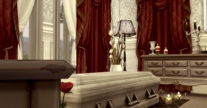 Sims 4 Romantic Vampire Room at ConceptDesign97