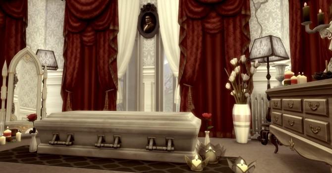 Romantic Vampire Room At Conceptdesign97 187 Sims 4 Updates