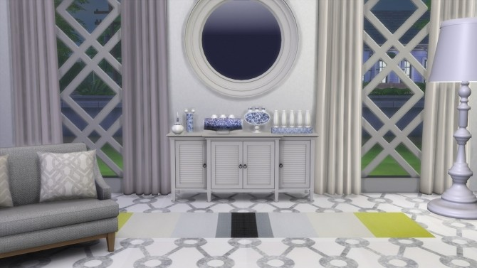 Delft Blue Ceramic Vases Collection (Pay) at Meinkatz Creations image 2502 670x377 Sims 4 Updates