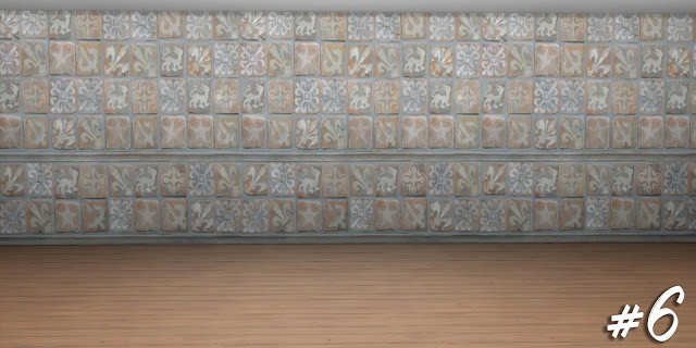 Sims 4 The Sims Medieval Tapestries at Historical Sims Life