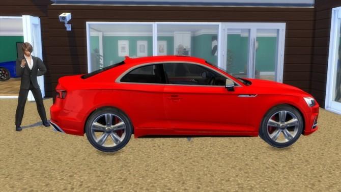 Audi S5 at LorySims image 265 670x377 Sims 4 Updates