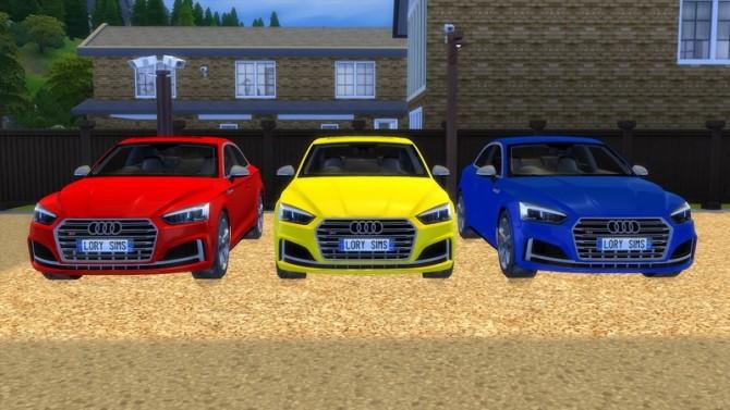 Audi S5 at LorySims image 269 670x377 Sims 4 Updates