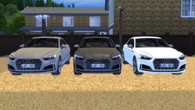Audi S5 at LorySims image 270 670x377 Sims 4 Updates
