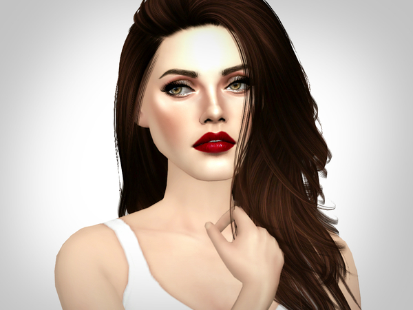 Bella Swan/Kristen Stewart by Softspoken at TSR image 271 Sims 4 Updates