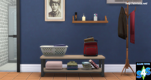 Russo Coffee Table at Simista image 2732 Sims 4 Updates