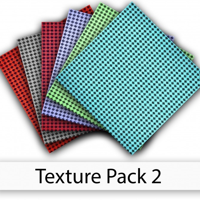 Texture Pack 2 at Leo Sims image 275 670x670 Sims 4 Updates