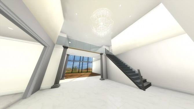 901 Bel Air Drive home at Beverly Hills Sims image 2861 670x377 Sims 4 Updates