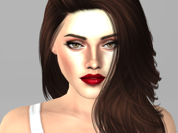 Bella Swan/Kristen Stewart by Softspoken at TSR image 291 Sims 4 Updates