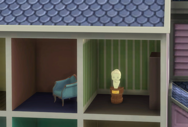 Sculpture from Mysims as a toy by BigUglyHag at SimsWorkshop image 3018 Sims 4 Updates