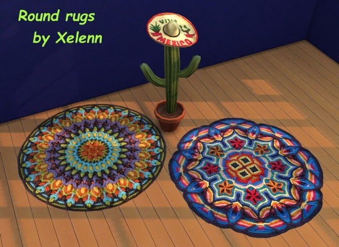 Mexico part 1   22 objects at Xelenn image 3061 670x488 Sims 4 Updates