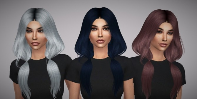 Leah Lillith Ignition hair retexture at Aveline Sims image 3092 670x337 Sims 4 Updates