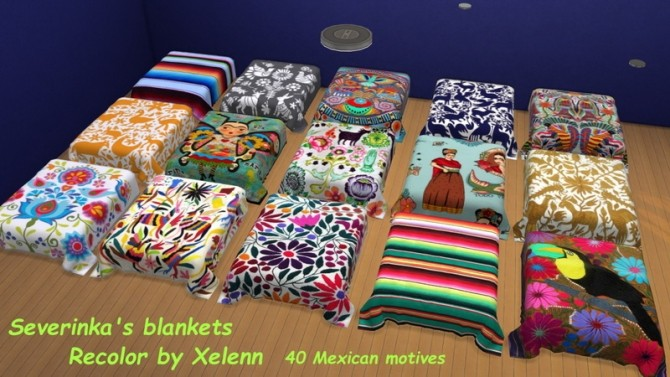 Mexico part 1   22 objects at Xelenn image 3101 670x377 Sims 4 Updates