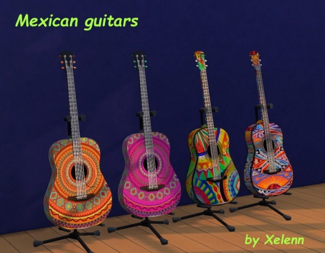 Mexico part 1   22 objects at Xelenn image 3121 670x521 Sims 4 Updates