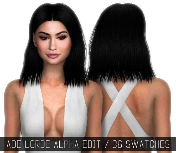 ADE LORDE ALPHA EDIT at Simpliciaty image 3123 670x583 Sims 4 Updates