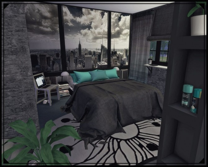 Comfy Cubby house at Nagvalmi image  Sims 4 Updates