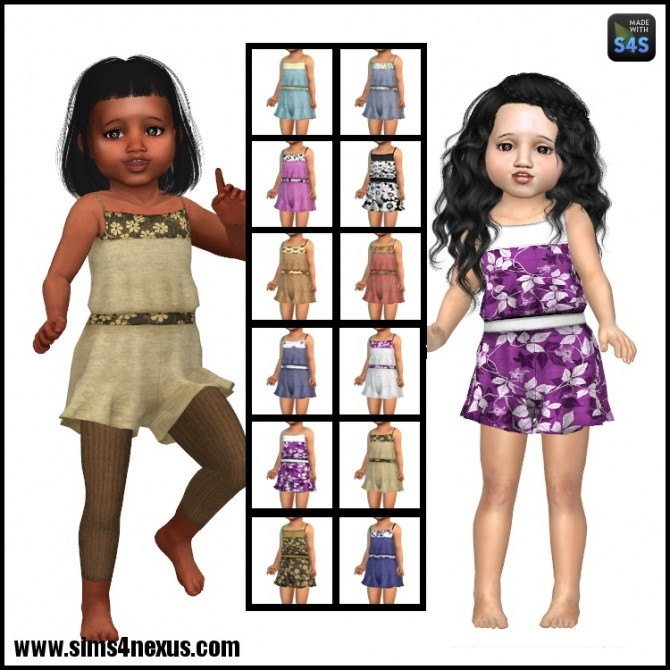 To Frolic set by SamanthaGump at Sims 4 Nexus image 3272 670x670 Sims 4 Updates
