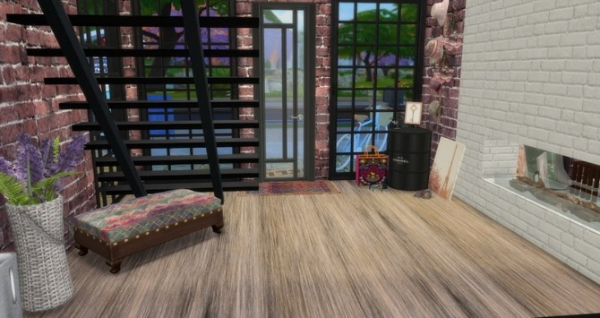 URBAN INDUSTRIAL LOFT at Lily Sims image 3441 670x355 Sims 4 Updates