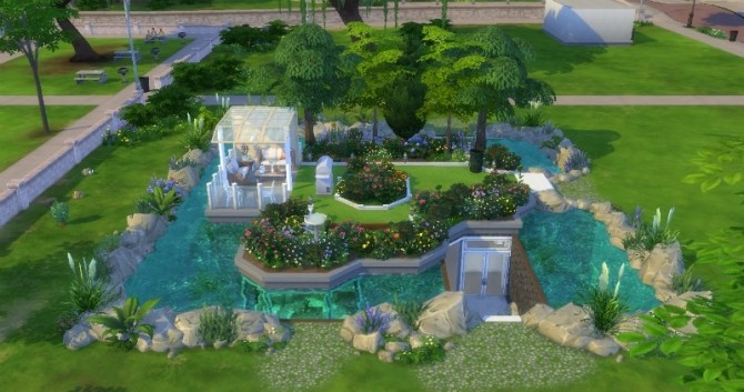 Underwater house by Innamode at Mod The Sims image 3515 670x353 Sims 4 Updates