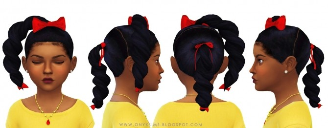 Shays Hair for Toddler Girls at Onyx Sims image 352 670x262 Sims 4 Updates