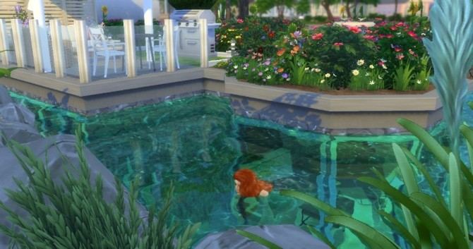 Underwater house by Innamode at Mod The Sims image 3616 670x353 Sims 4 Updates