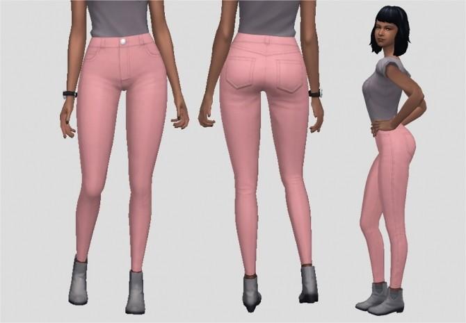 Sims 4 Sunrise Pants at Veranka