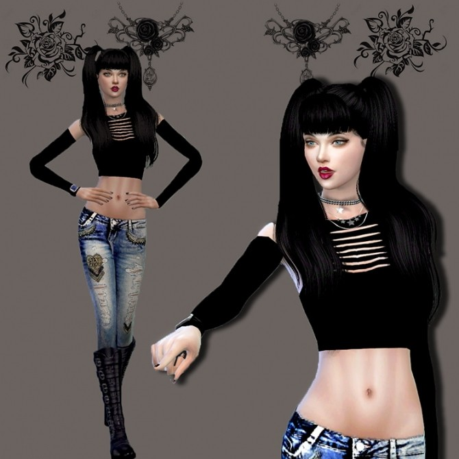 Abby Sciuto by Mich Utopia at Sims 4 Passions image 398 670x670 Sims 4 Updates