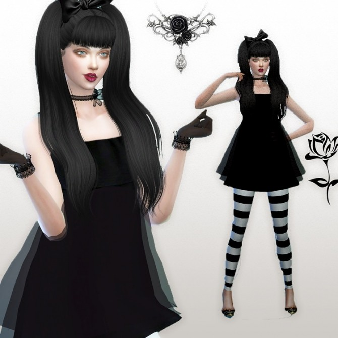 Abby Sciuto by Mich Utopia at Sims 4 Passions image 400 670x670 Sims 4 Updates