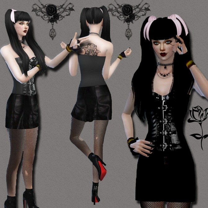 Abby Sciuto by Mich Utopia at Sims 4 Passions image 402 670x670 Sims 4 Updates