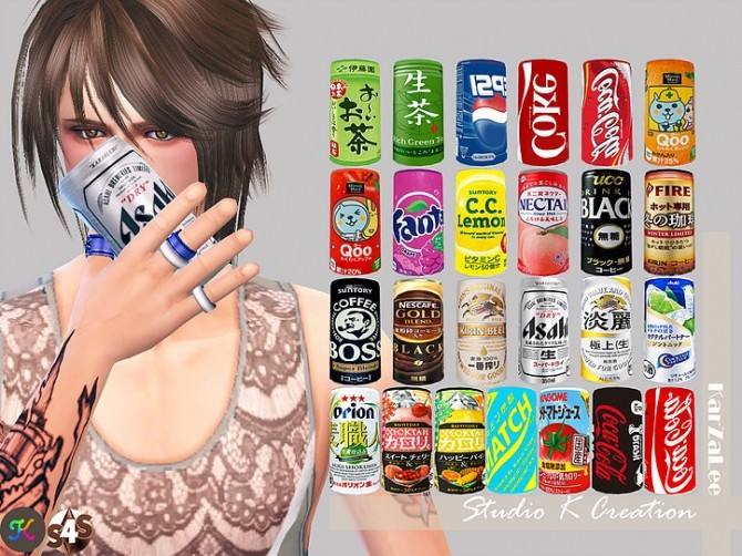 SKC Handle can at Studio K Creation image 412 670x502 Sims 4 Updates