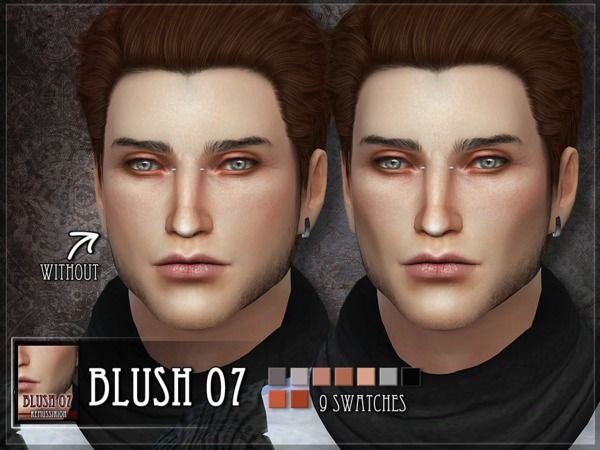 Blush 07 by RemusSirion at TSR image 449 Sims 4 Updates
