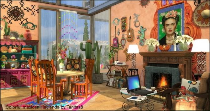 Colorful mexican Hacienda at Tanitas8 Sims image 4718 670x355 Sims 4 Updates