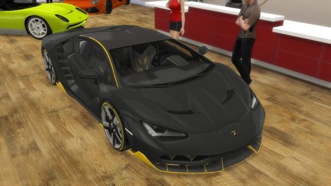 Lamborghini Centenario at LorySims image 484 670x377 Sims 4 Updates