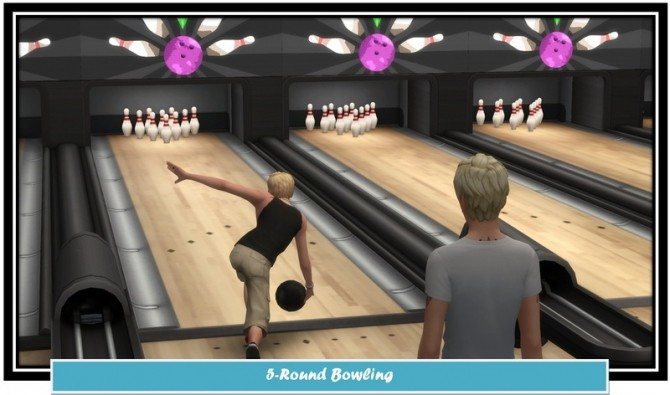 5 Round Bowling by LittleMsSam at Mod The Sims image 5227 670x395 Sims 4 Updates