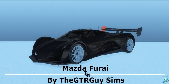 Mazda Furai at TheGTRGuySims image 5311 670x333 Sims 4 Updates
