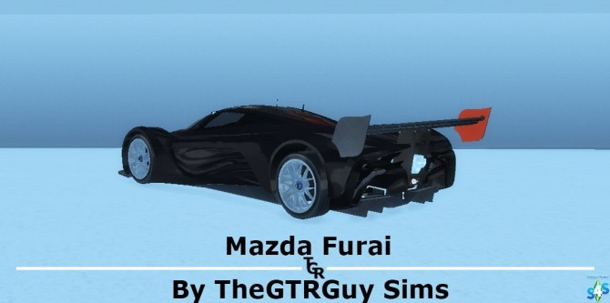 Mazda Furai at TheGTRGuySims image 5411 670x333 Sims 4 Updates